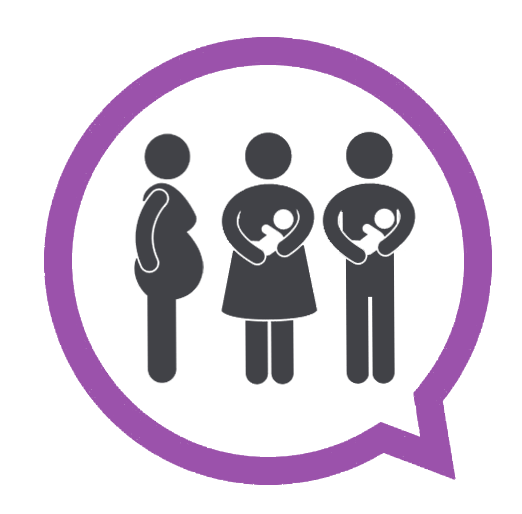 West North East Cumbria Maternity Voices Partnership Logo