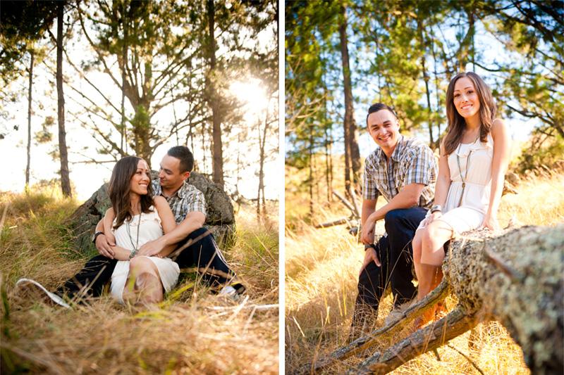 Bobbie and Ineca Engagement Session, Oakland, CA - Bay Area Wedding Photographer