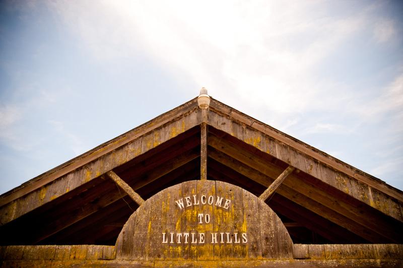 Little Hills Christmas Tree Farm, Petaluma, CA
