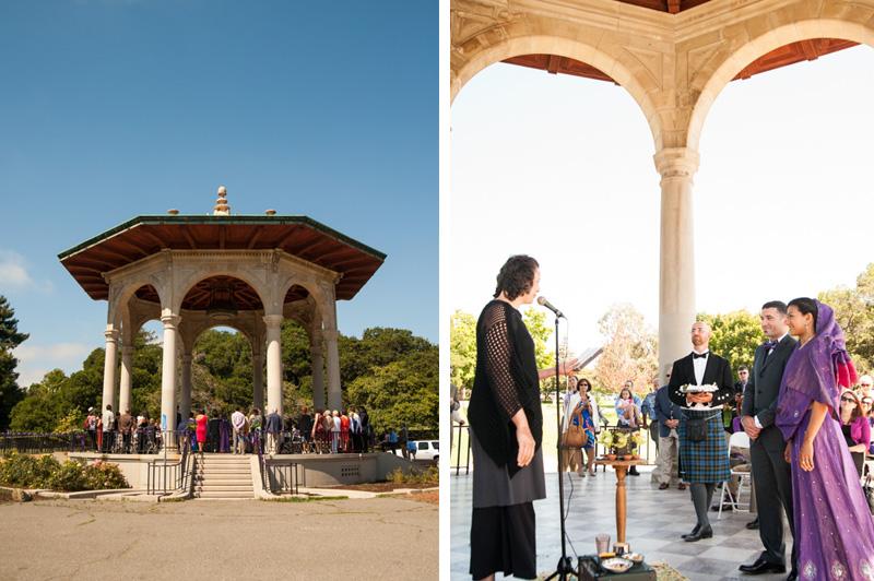 Indian wedding at Lake Merritt in Oakland