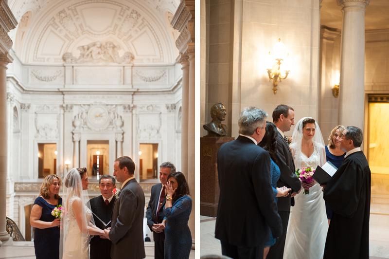 City Hall Wedding Photography in San Francisco