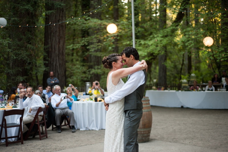 First dance at Griffith Woods in Santa Rosa