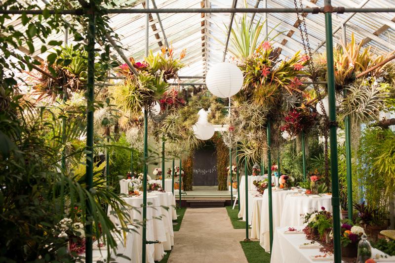Shelldance Orchid Gardens in Pacifica, CA