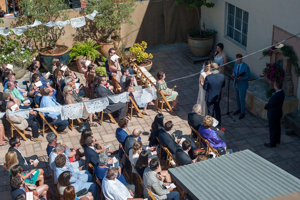 Pizzaiolo wedding