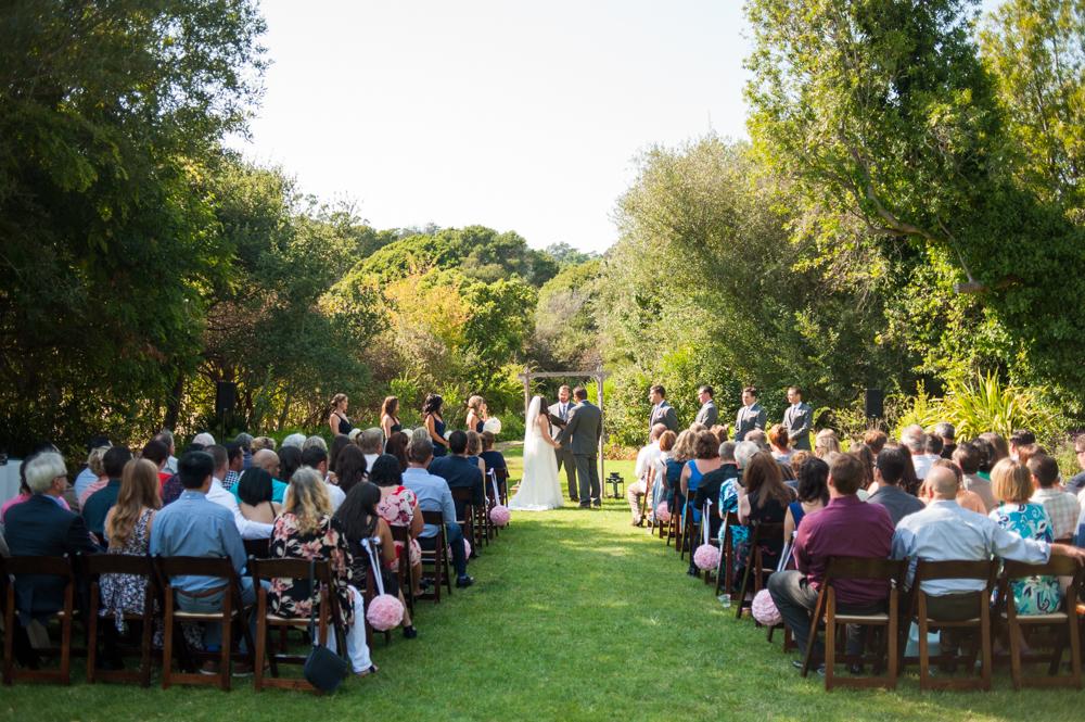 Wedding at Rancho Soquel