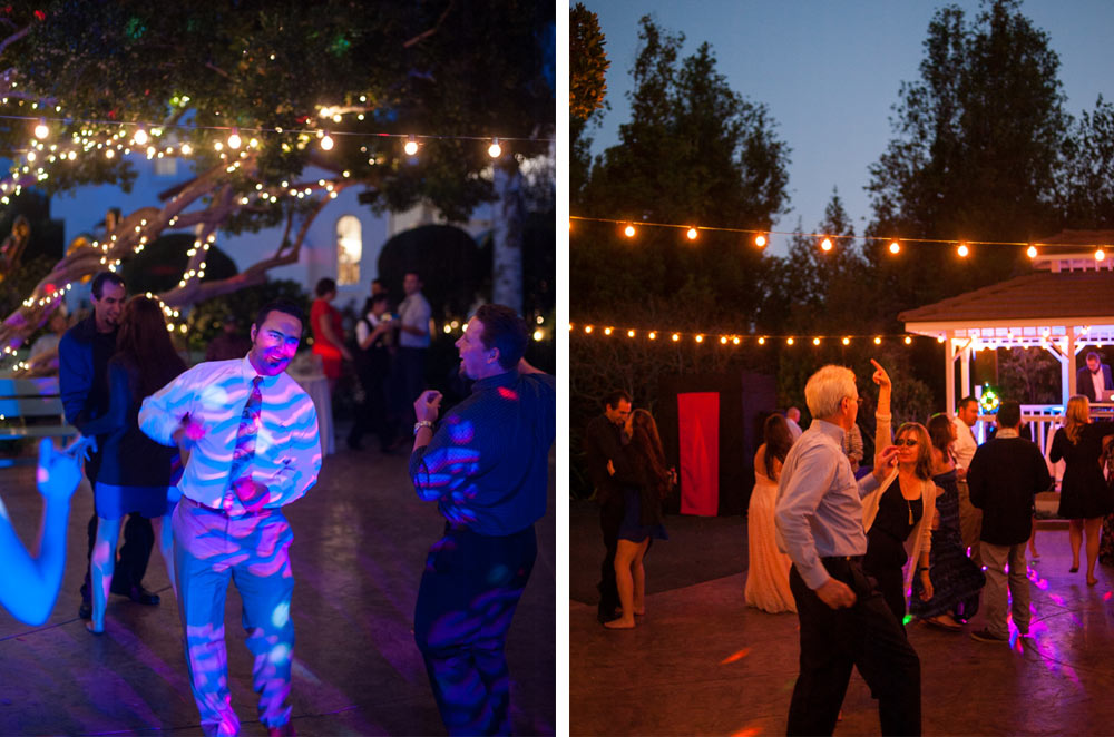 Rancho Soquel dance floor