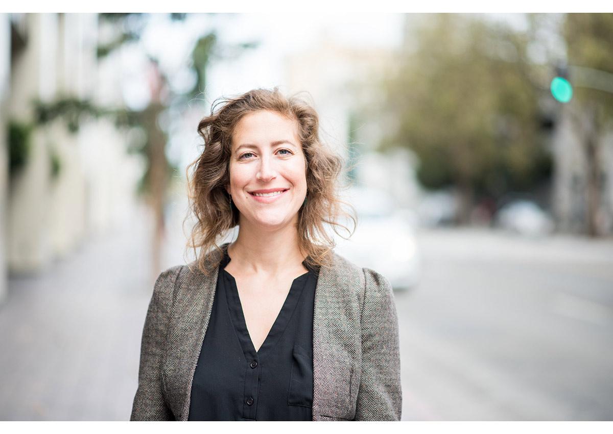 Nonprofit portraits in Oakland