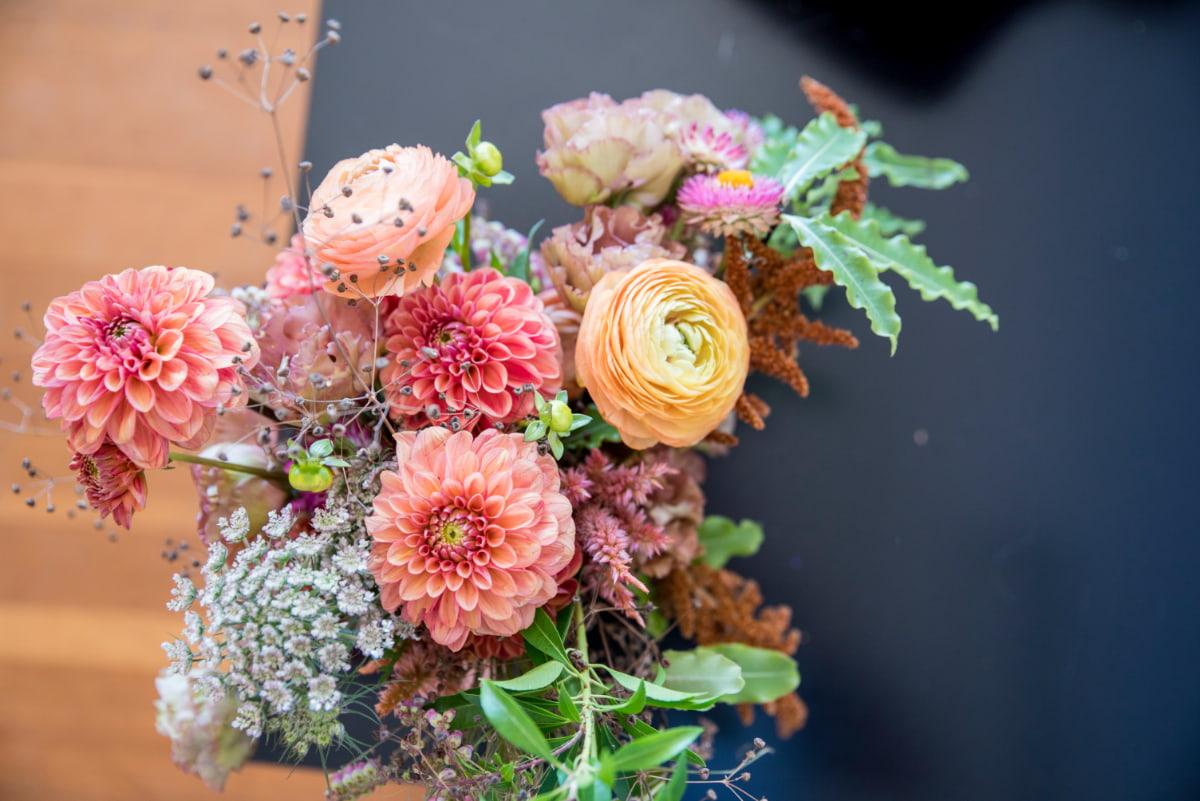 Bridal bouquet by Wild Club Design