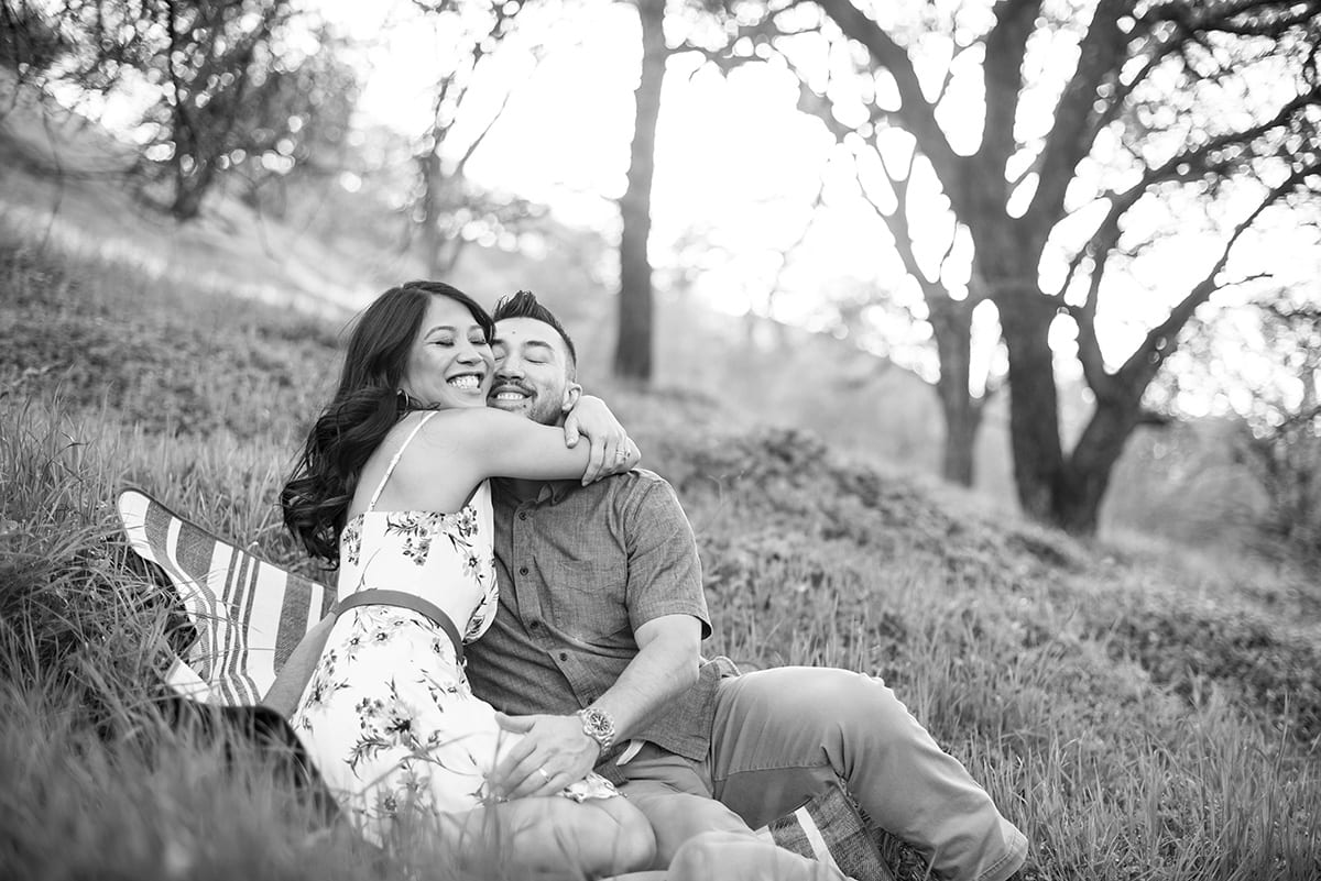 Walnut Creek Engagement Session