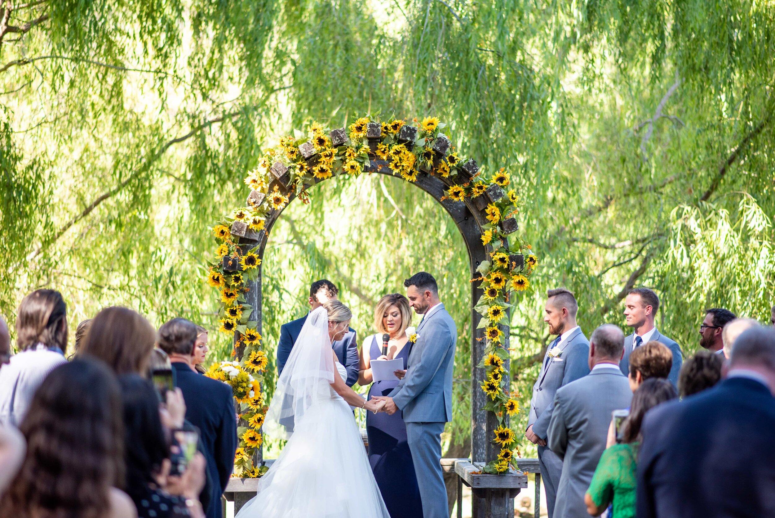 Wedding at Radonich Ranch