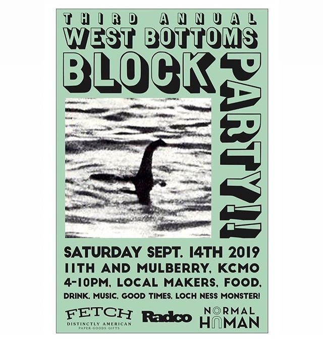 We are so excited for the West Bottoms Block Party! Swing by today to learn more about American Daughters and the Summer Academy. There will be so many cool organizations, makers, and food trucks!  @fetchkcmo