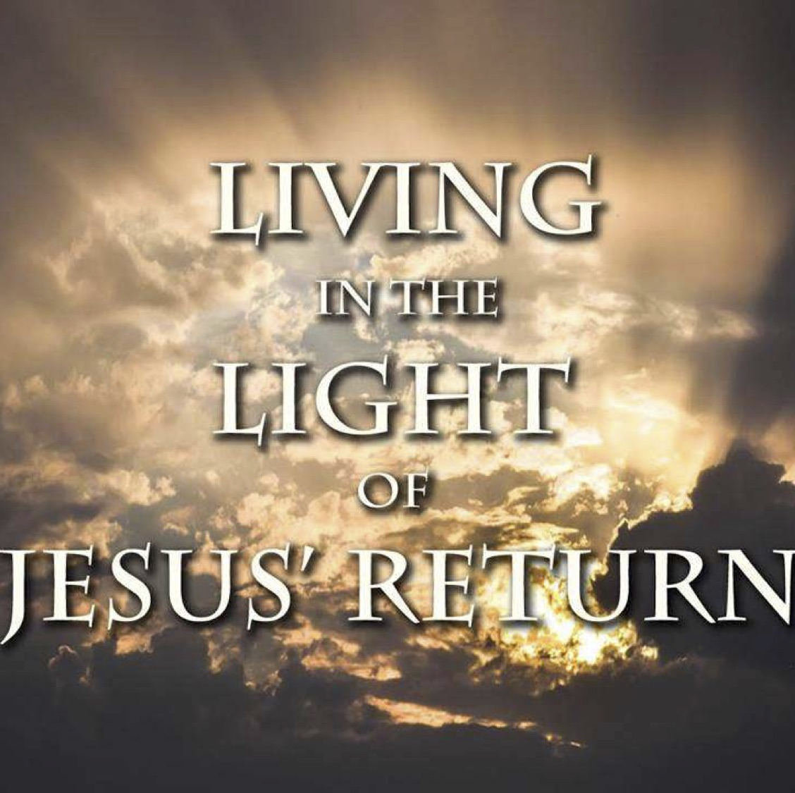Living in light of jesus' return   Feb-Apr 2017  - Jesus is coming back.  How does that affect the way we live our lives?  How do we navigate our culture while following Jesus? A 10 week series through 1 and 2 Thessalonians
