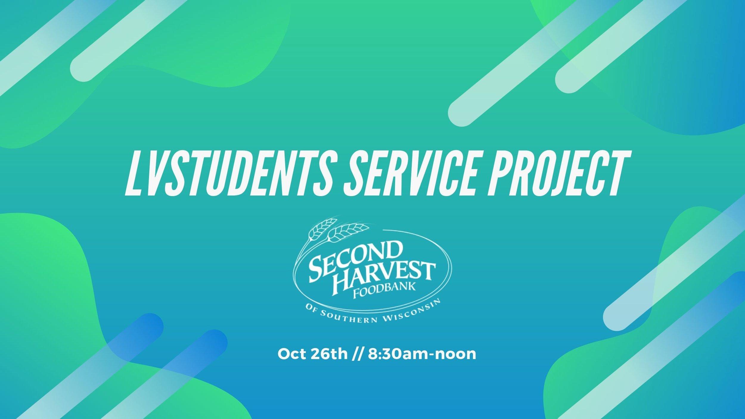 LVStudents Service project.jpg