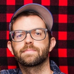 """Shane Becker - Technology   Our non-bro-y tech bro AKA @veganstraightedge. Shane has been designing and building websites since 1995 for fun and profit. He's a lifelong Cubs fan and 2016 was finally his  """"maybe this year""""  year."""