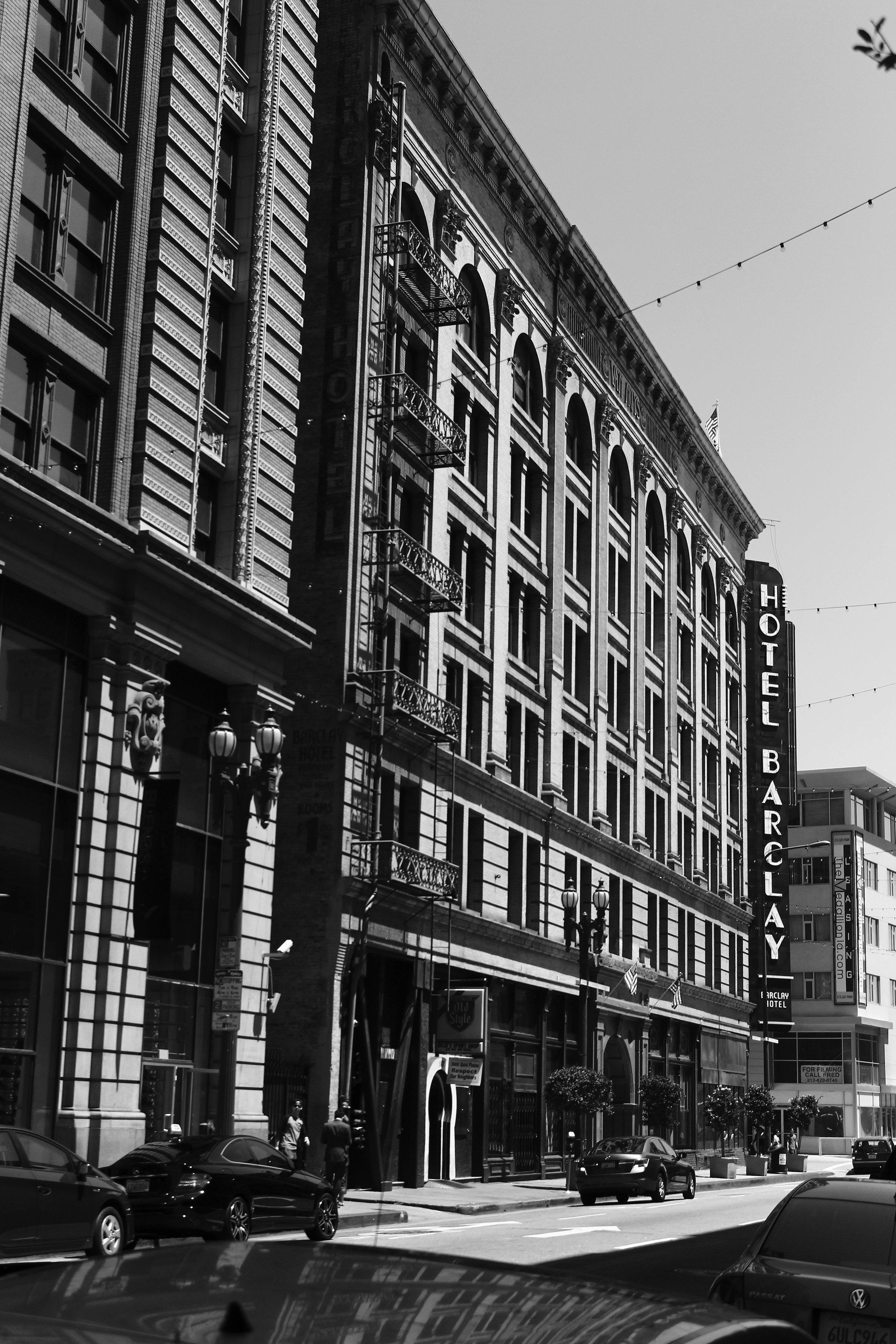 Javier, Street Photography