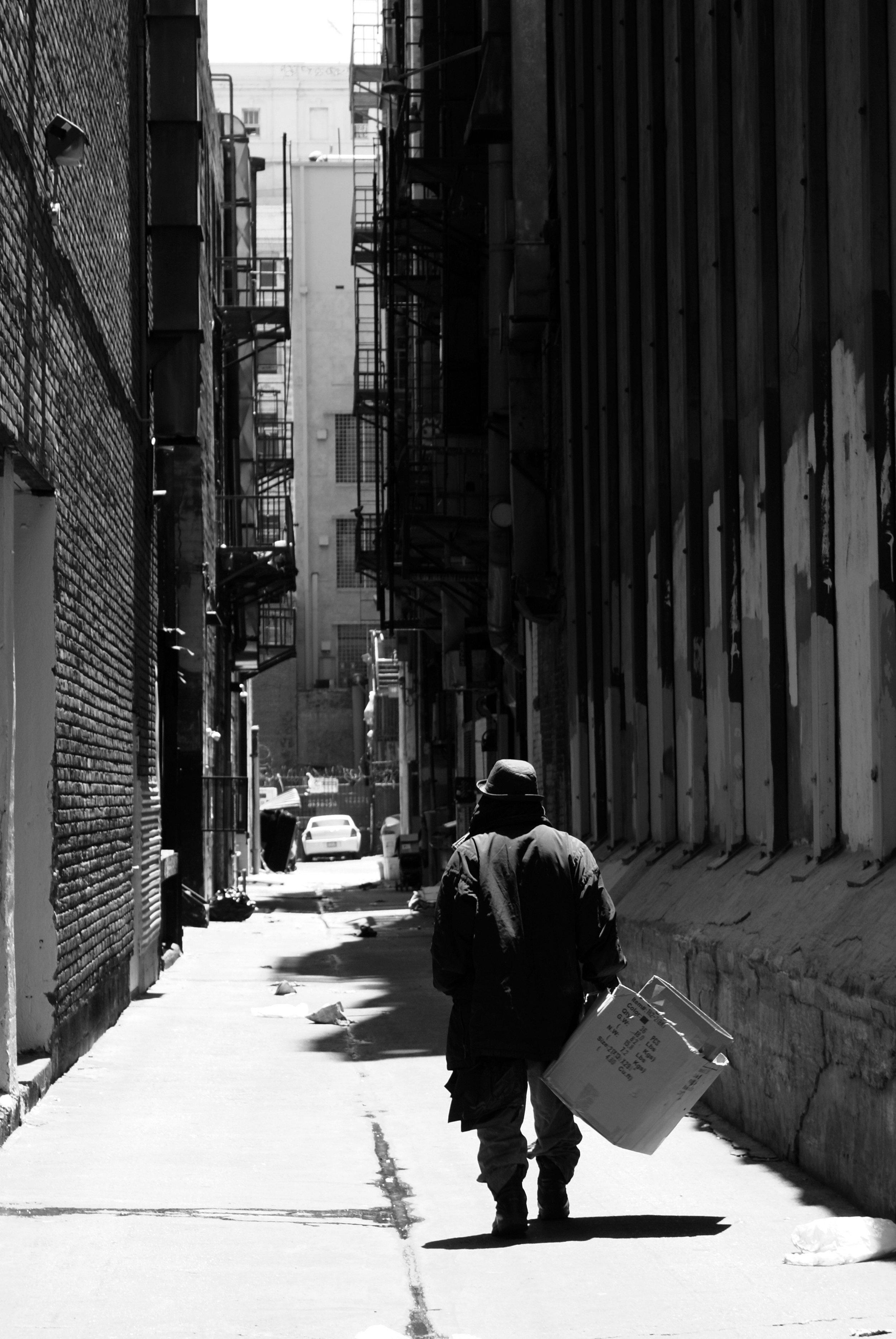Jennifer, Street Photography