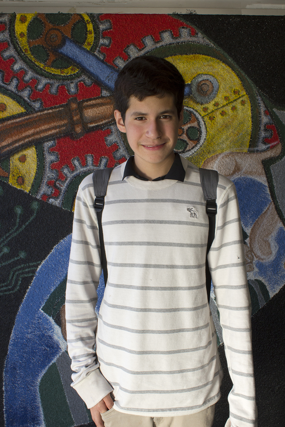 Alexander,15   Diego Rivera Learning Complex