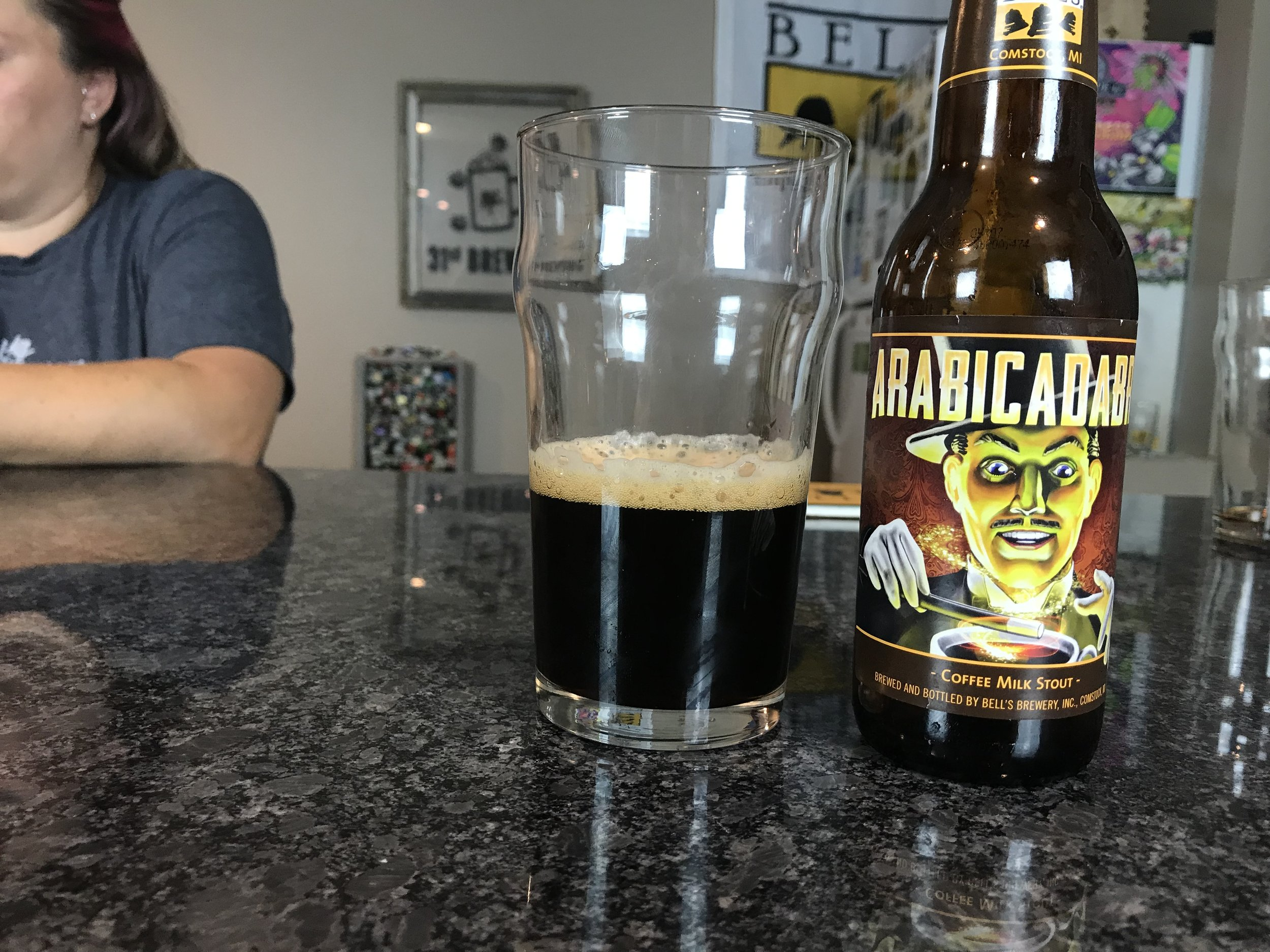 Arabicadabra 5.5% ABV - Want to see the Video review? Click on the image.