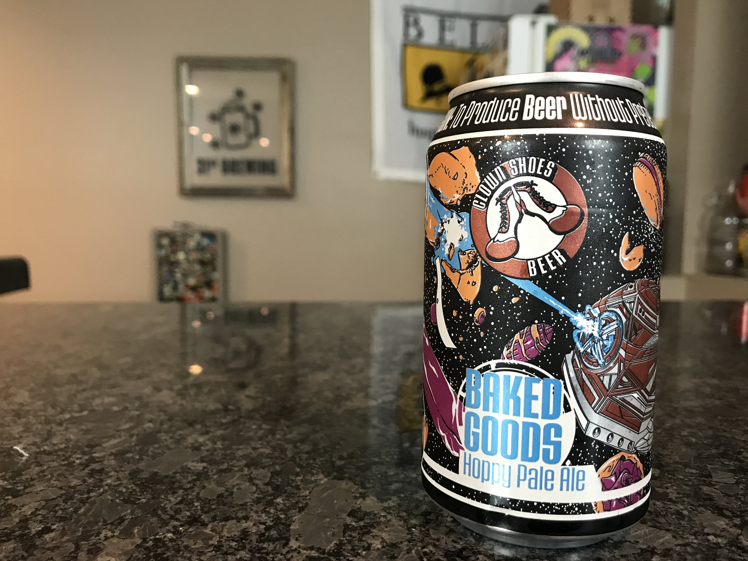 Baked Goods 5.5% ABV - Want to see the Video review? Click on the image.