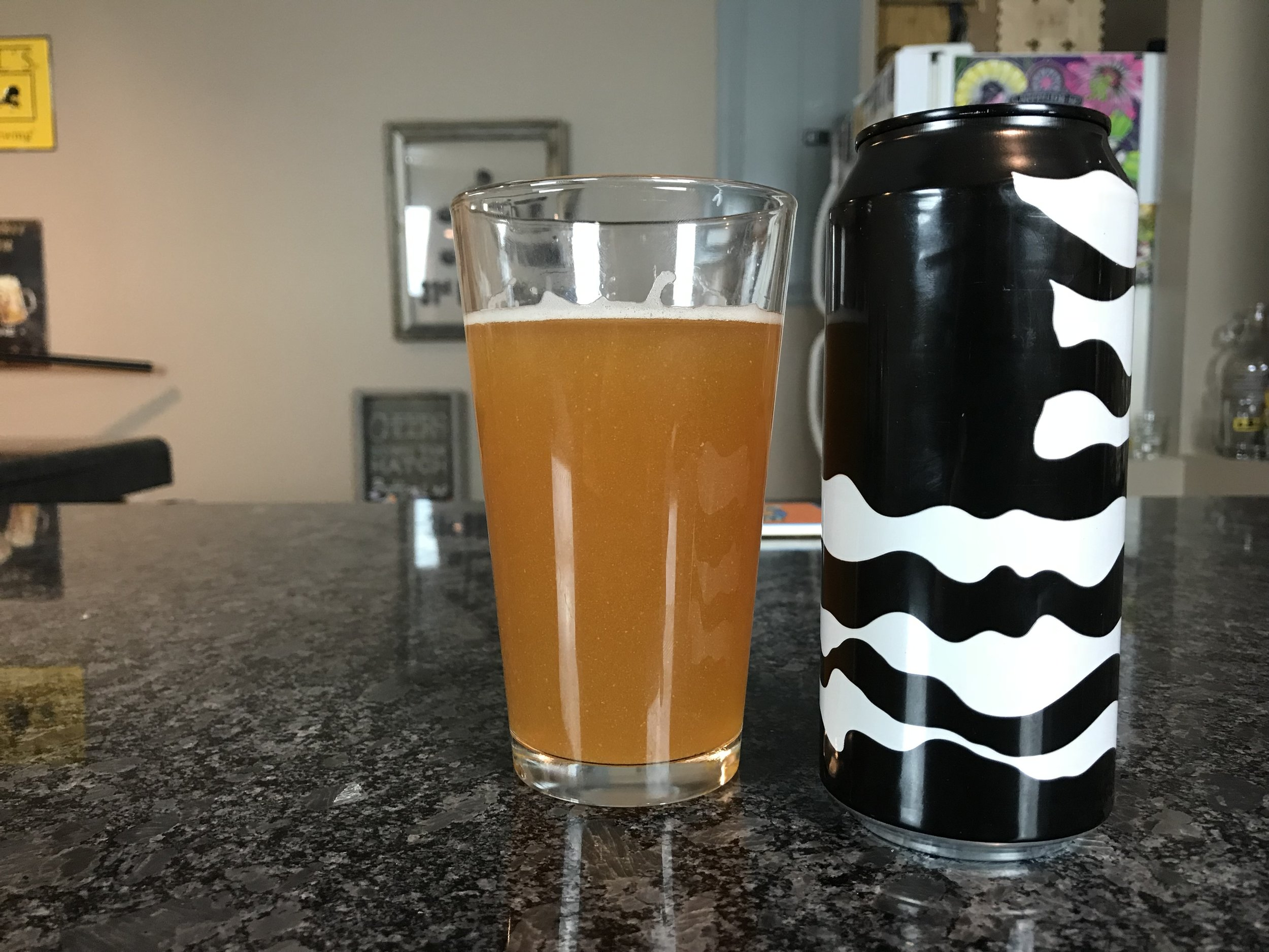 Nebuchadnezzar 8.5% ABV - Want to see the Video review? Click on the image.