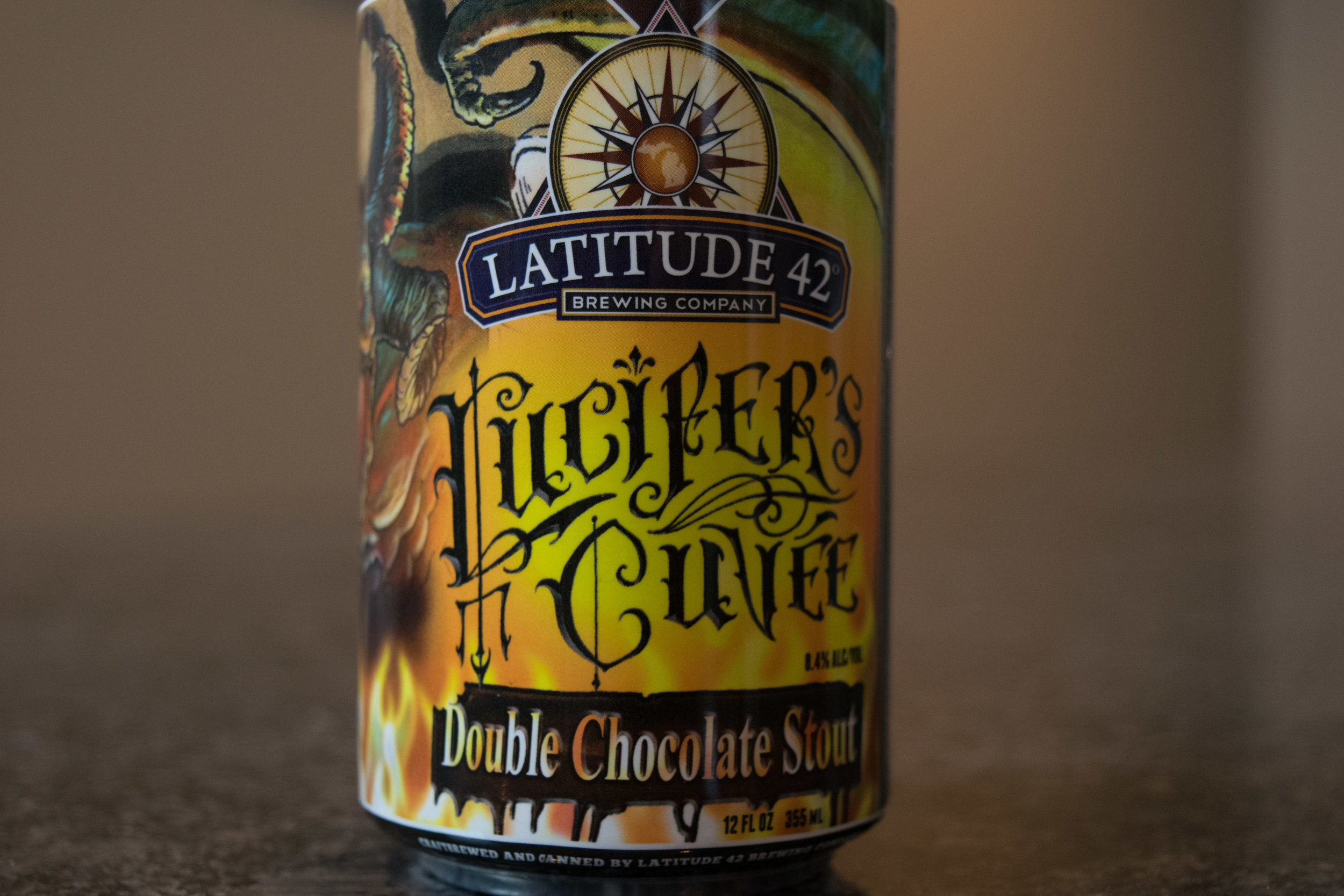 Lucifers Cuvee 8.4% ABV - Want to see the Video review? Click on the image.