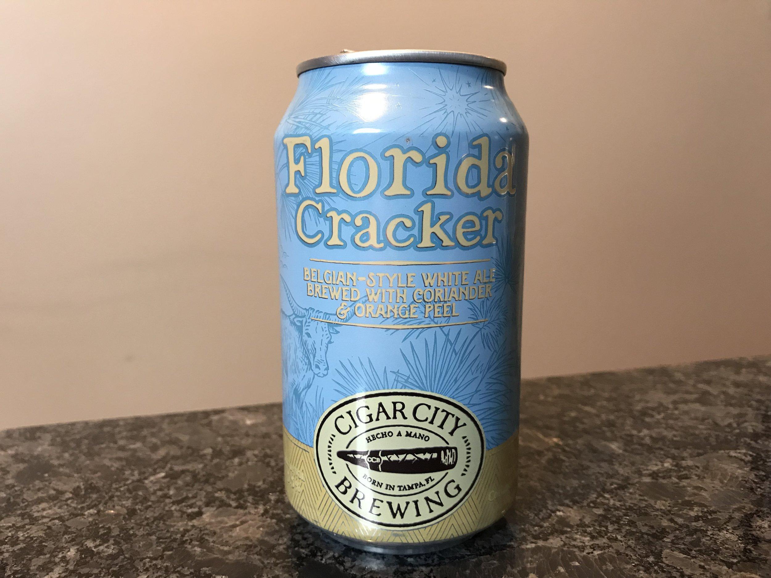 Florida Cracker   5.5% ABV 18 IBUs
