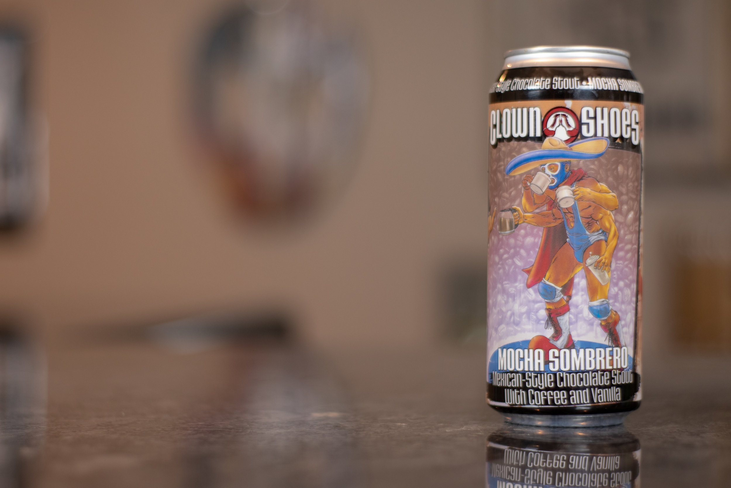 Mocha Sombrero 7% - Want to see the Video review? Click on the image.