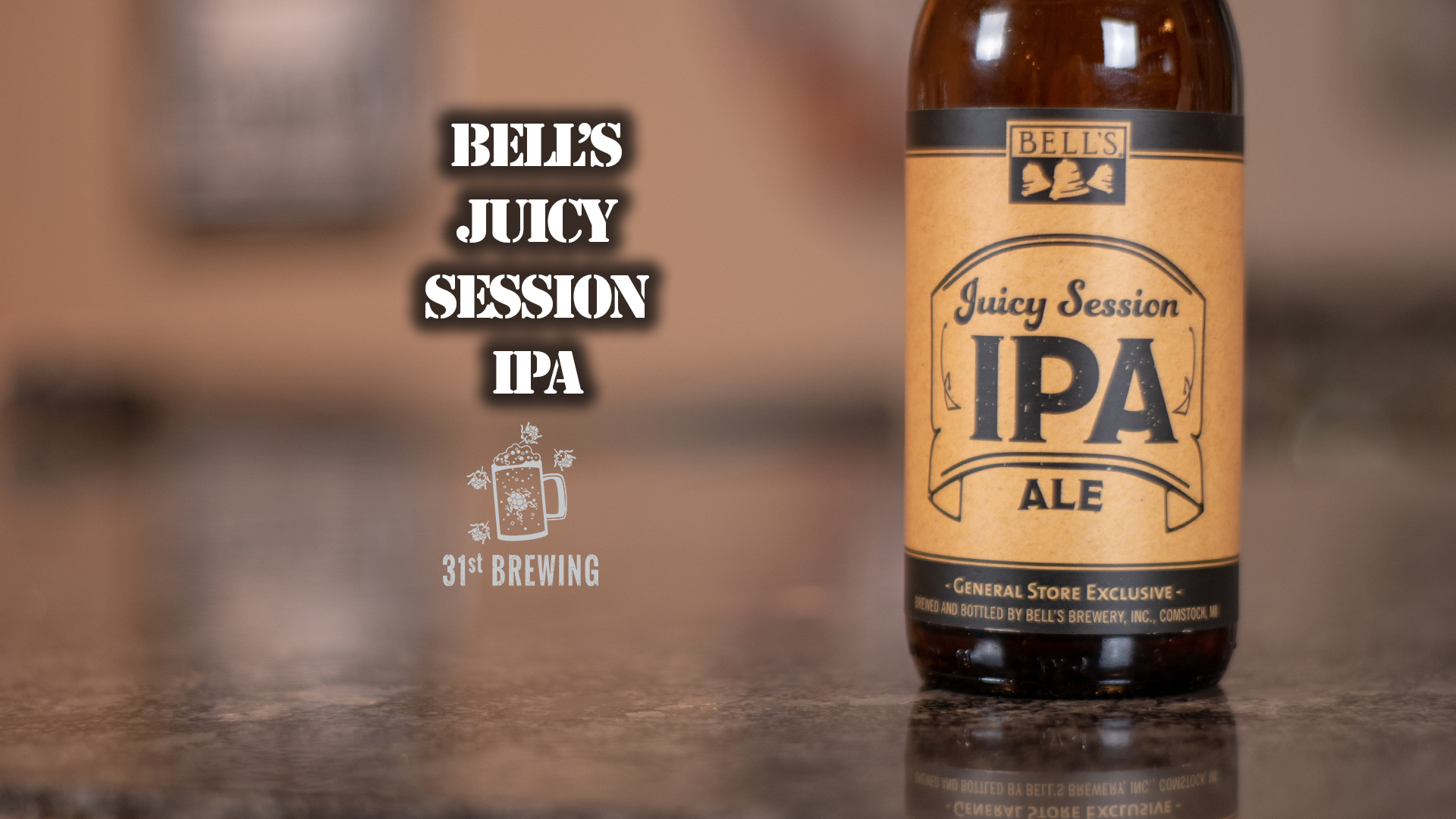 Juicy Session IPA 3.5% - Want to see the Video Review? Click on the Image
