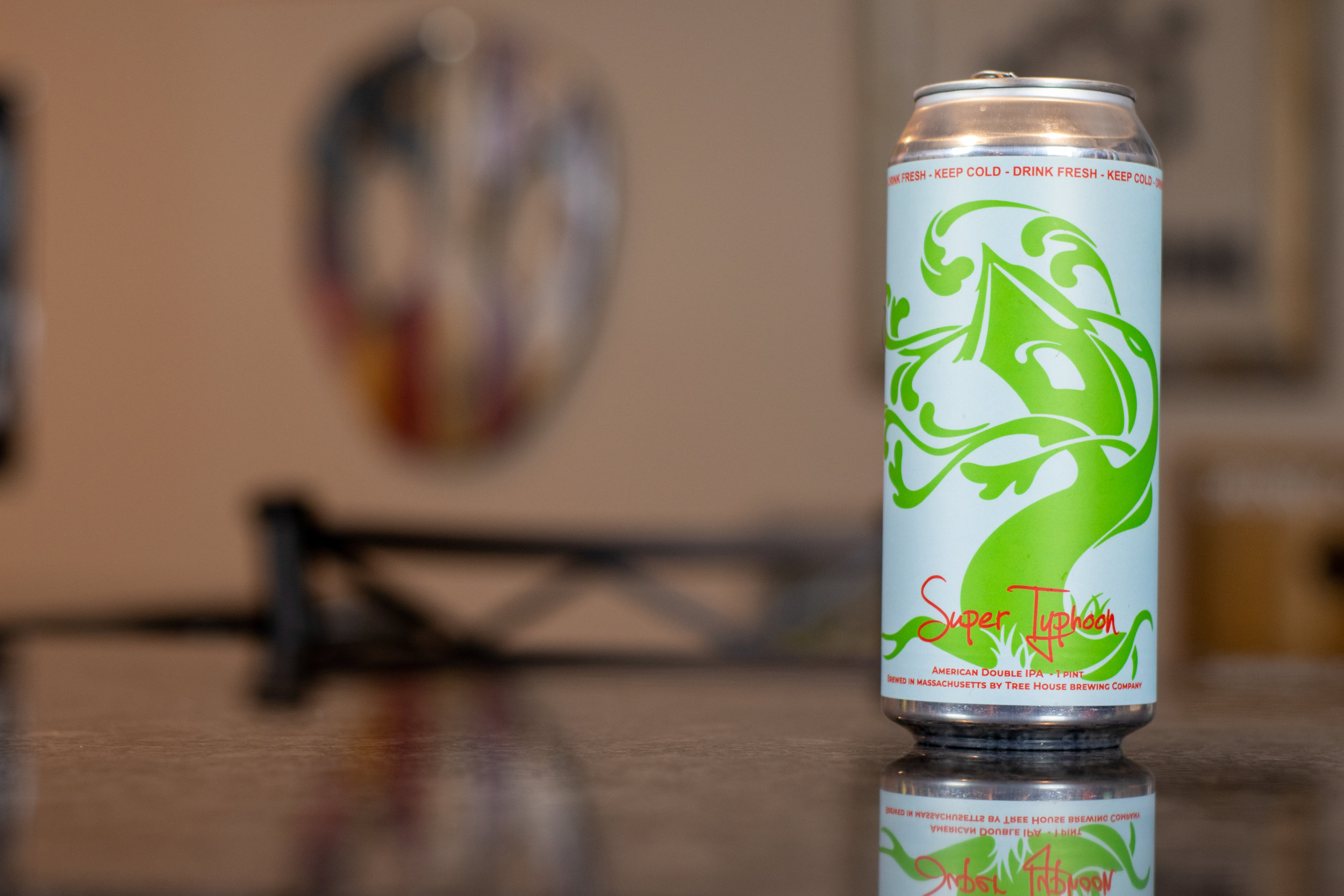 Super Typhoon 7.7% ABV - Want to see the Video Review? Click on the Image