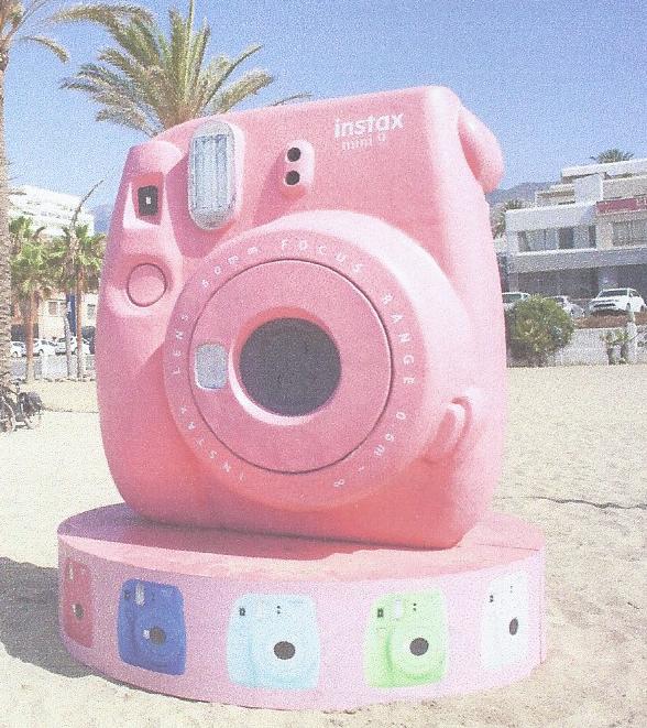 Corpóreo Photocall - Fotomatón