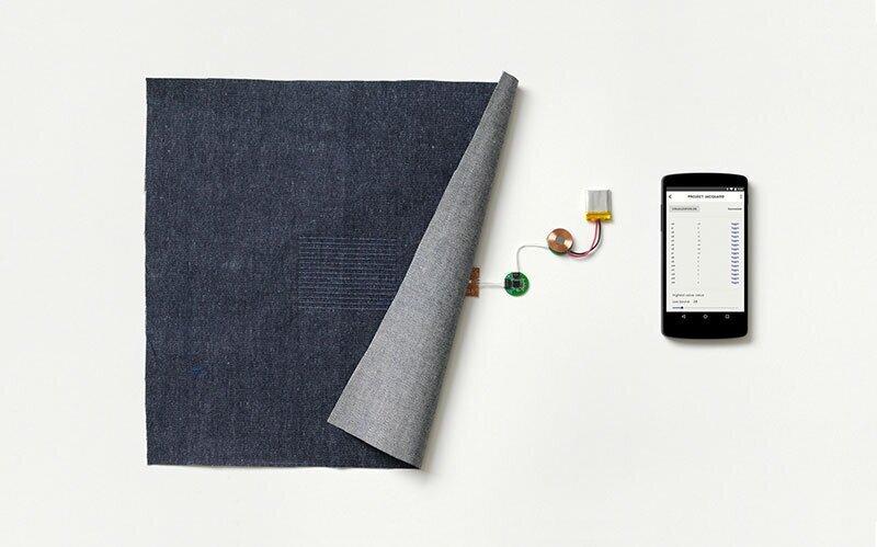 Jacquard by Google - chaquetas inteligentes LEWI'S