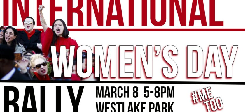 international womens day seattle