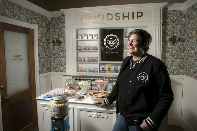 """These are enormous markets,"" said Kennedy, ""and moving in quickly with a high-quality brand can give us a significant advantage."" Congratulations to Jody Hall from Cloud Room incubated the Goodship Co on expanding to California!"