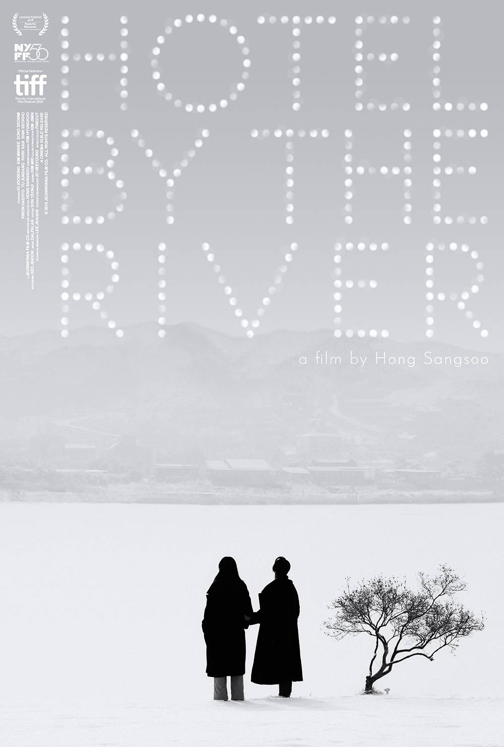 W A T C H:Hotel by the RiverAn aging poet who senses the end is near calls upon his two estranged sons to join him at a hotel by a river. A simple premise for a film shot simply in black and white, Hotel By The River reveals realms beyond the ordinary day-to-day existence of its characters. How do our lives define us? What do they mean? Ponder the power of coincidence, the kindness of strangers, and what heals us vs. what ails us. Unadorned language and low-key camera work harken back to French New Wave cinema with all the unassuming poetic tenderness that Korean Director Hong Sang-soo is known for. Playing through the end of April at Northwest Film Forum. -