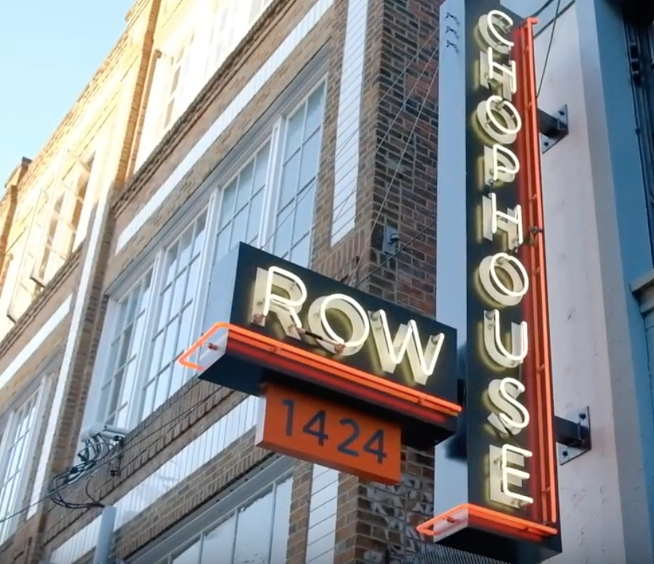 Capitol Hill Art Walk at Chophouse Row  Video by Heather Reese