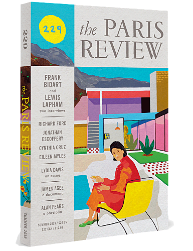 "R E A D: The Paris Review, Summer 2019, Issue No. 229This quarterly literary review, first founded in Paris in 1953, has made a name for itself by featuring an array of beautifully edited literary prose, poetry, interviews and nonfiction. Within the first five years of its naissance, writers like Kerouac, Robert Bly, and V.S. Naipaul were already gracing its pages. Today's issues feature a nice mix of new and known writers. In this particular Summer 2019 issue, there seems to be a fluid and subtle theme around the notion of revisiting the past, and of revision in general. In an interview with Lewis Lapham titled ""The Art of Editing,"" the famed essayist and editor, first at the helm of Harper's, and later at Lapham's Quarterly, explains his own revisionist methods in both revising his own, and other people's work, and likewise revising his own life.""A lot of my life has been learning what I'm not,"" Lapham says on learning he wasn't a gambler, and maybe not a musician, but rather a journalist or writer and editor, as he moved to endeavors in his life that better-suited his talents. On explaining how he'd select and edit content for Lapham's Quarterly, he speaks of history and how it is always informing us.""History is the vast store of human consciousness adrift in the gulf of time, the present living in the past and the past living in the present…It's why we still read Edith Wharton, Virginia Woolf, James Baldwin, and Flaubert—what survives the wreck of time is the force of the imagination and the power of expression.""In another poem in this same issue, we revisit Jorge Luis Borges through one of his earliest published works, ""Morning,"" first published in Ultra, a Spanish avant-garde magazine, in 1921. Fans of Borges may be excited to read such an early work from the esteemed Argentinian poet and essayist. Pick up a copy of The Paris Review at Elliot Bay Book Company, or check out the podcast at https://www.theparisreview.org/podcast. -"