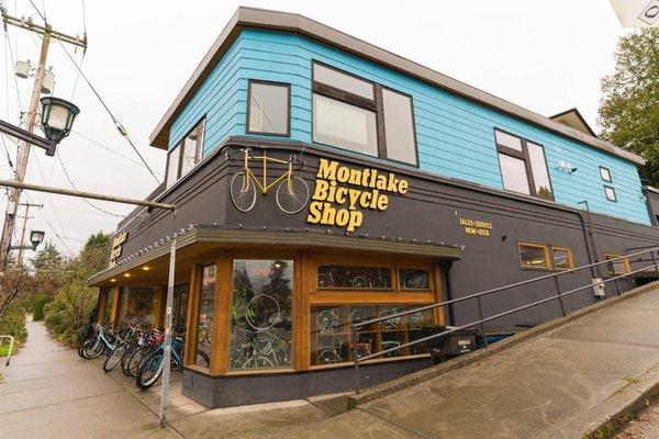 Montlake Bike Shop