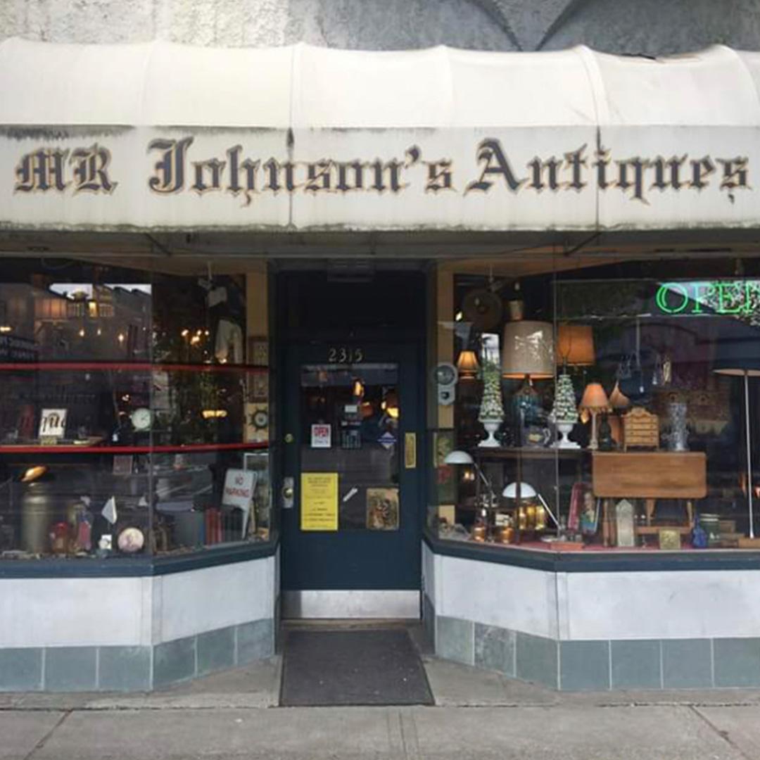 Mr. Johnson's Antiques