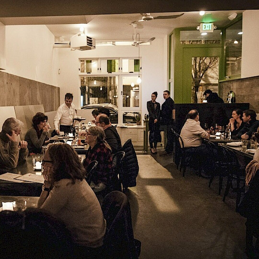 R E D C O W - Ethan Stowell's steak-iest restaurant is a versatile neighborhood hangout. We hit up happy hour in the bar, bring the kids in for burgers and steak frites, or hover outside before doors open during summer to score a seat on the patio..