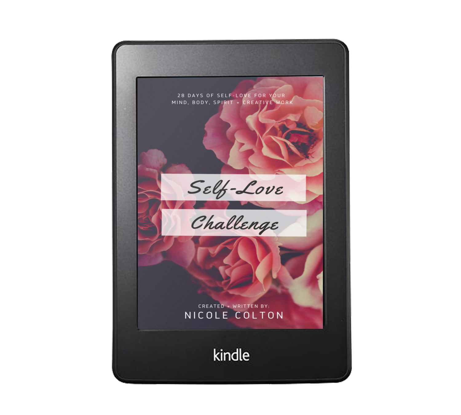 Self-Love Challenge eBook (Digital)   [Compatible with all devices.]