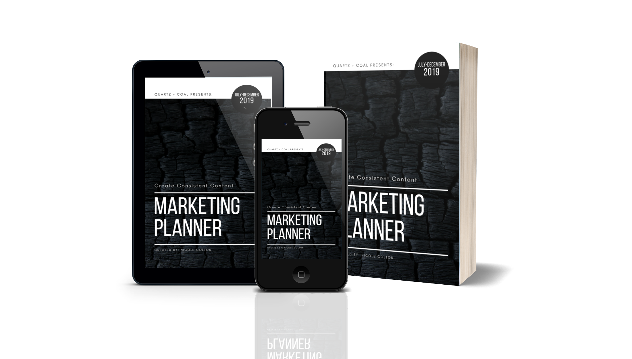 Marketing Planner  [PRE-ORDER - AVAILABLE June 25]