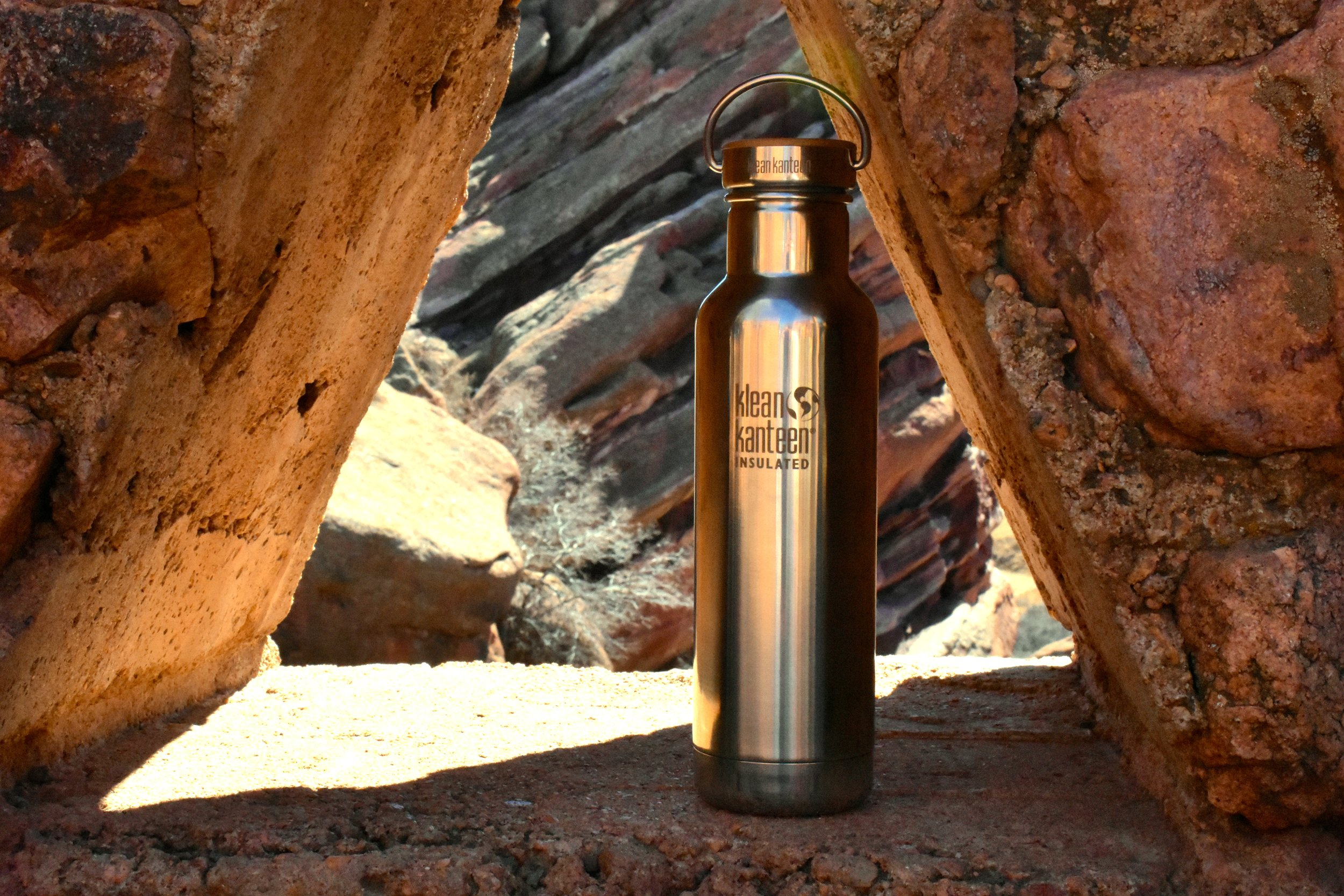 Insulated Reflect 20oz water bottle