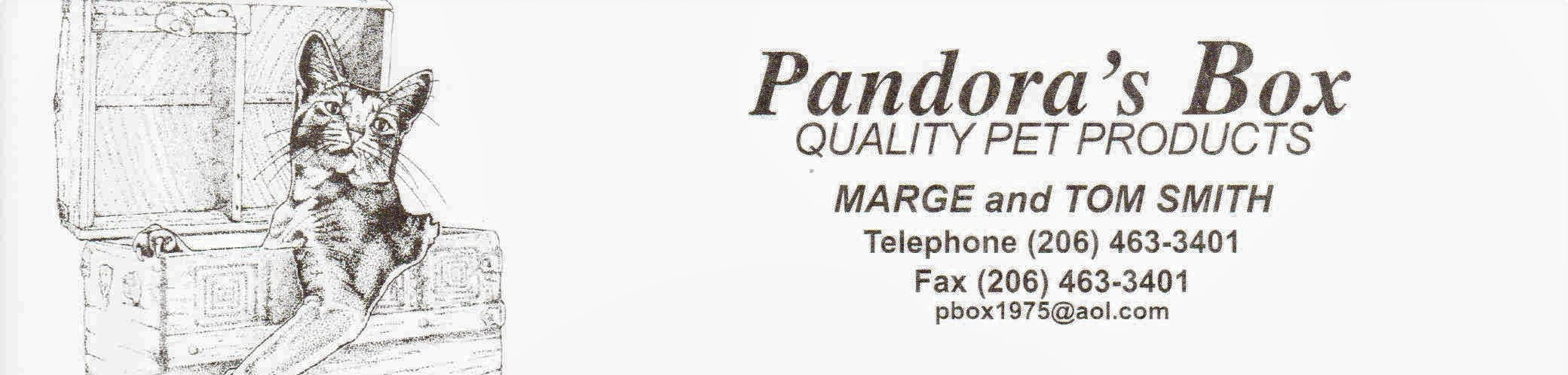 Pandora's Box Pet Supply