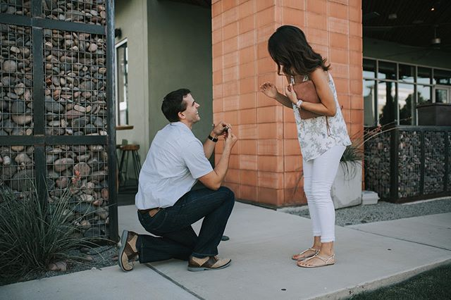 This weekend I got to photograph one of my very best friends get engaged! He is one lucky guy for sure!