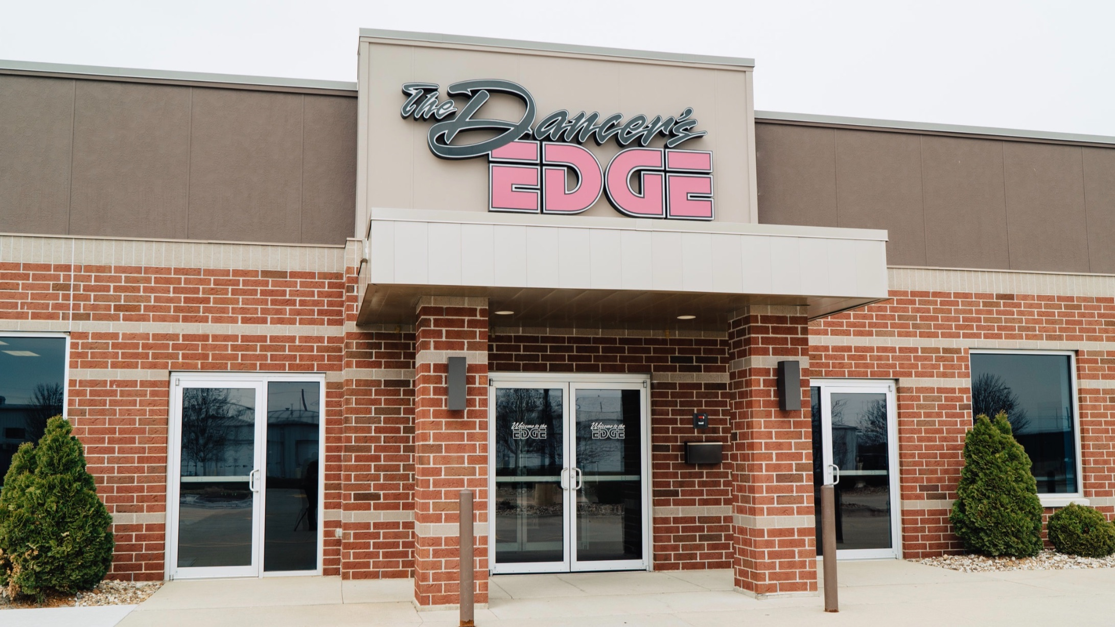 The Dancer's EDGE Main Entrance