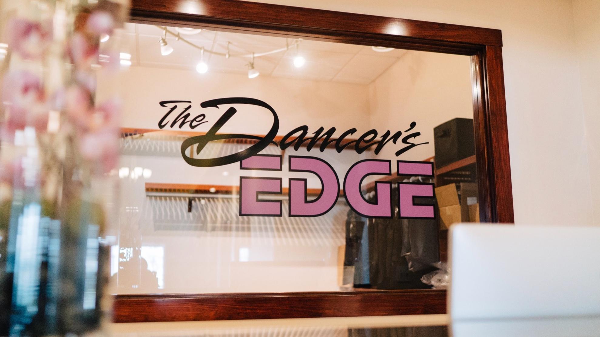 The Dancer's EDGE Front Desk