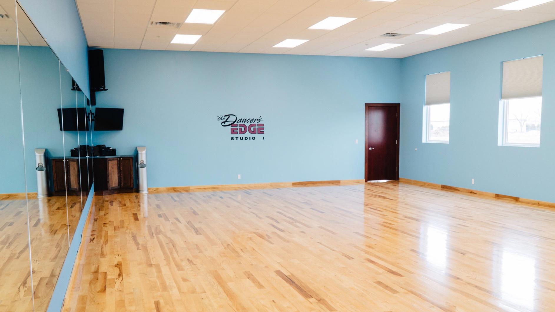 The Dancer's EDGE Tap Studio