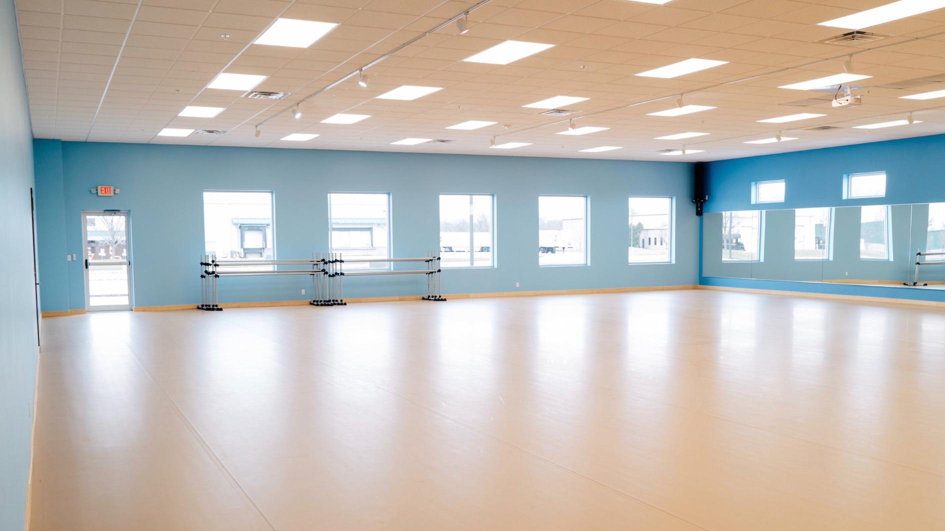The Dancer's EDGE Studio A