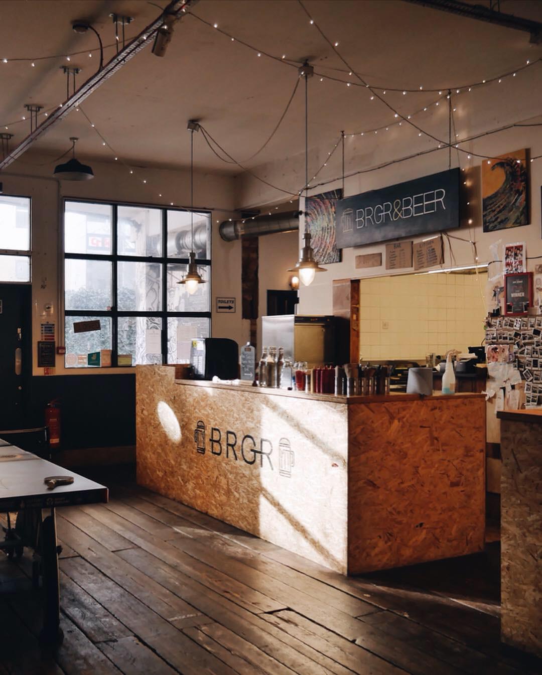 Brgr & Beer, Croydon