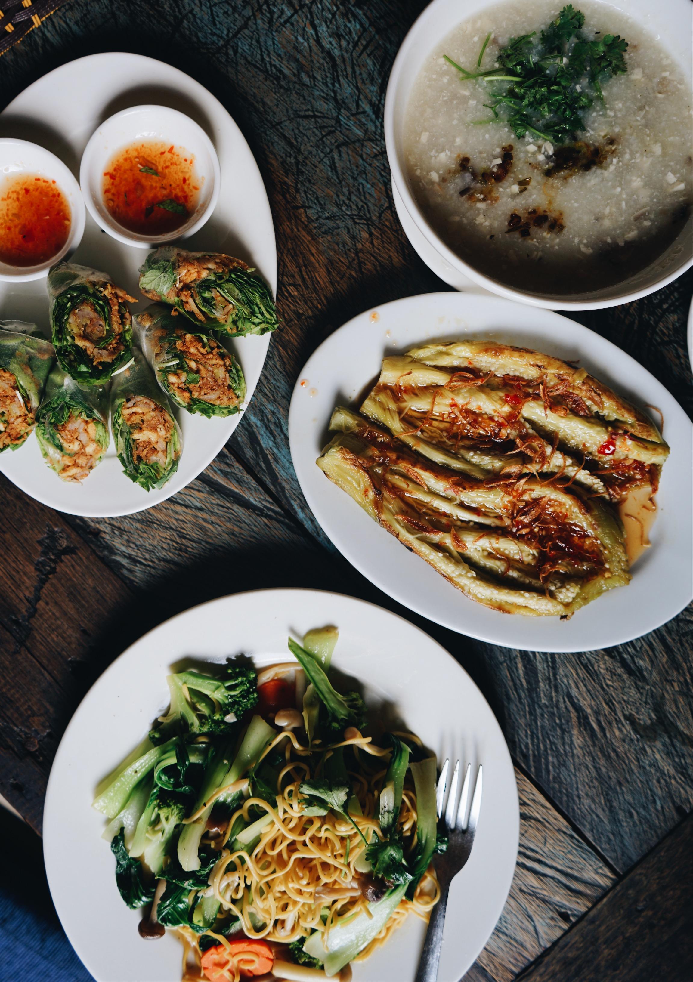 Am Vegetarian, Hoi An, Vietnam